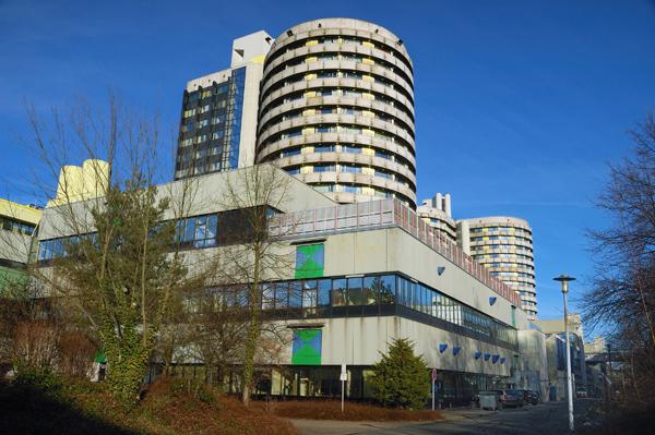 Университетская клиника Мюнстера